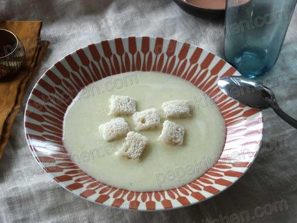 Gazpachuelo, receta de sopa tradicional malagueña