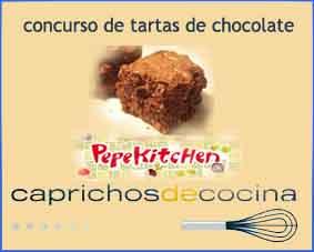 concurso tartas chocolate pepekitchen-caprichosdecocina