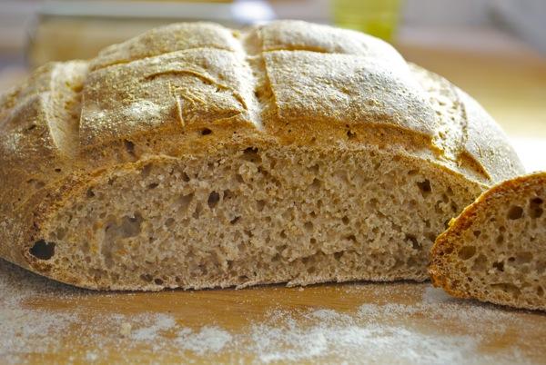 Como hacer pan con harina de espelta
