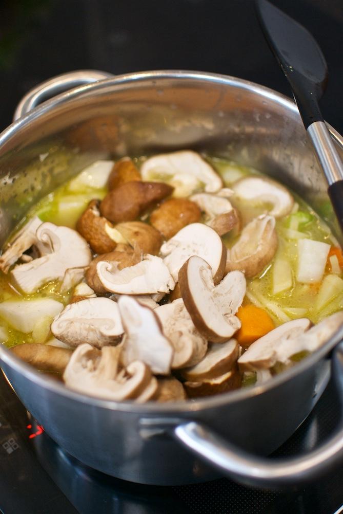 crema de setas y verduras (3)