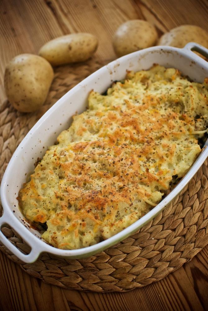 pastel de acelgas, quinoa y patatas (5)